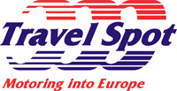 Travel Spot Logo