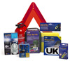 essential items of accident, emergency and breakdown equipment