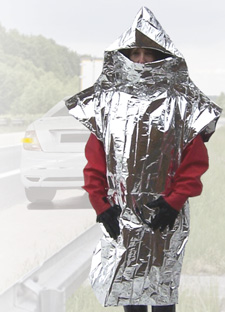 Emergency Thermal Poncho